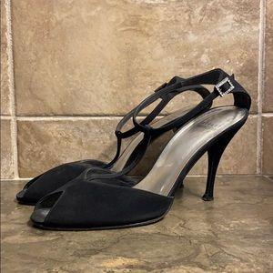 Stuart Weitzman t-strap heels